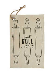 Shoptiques Product: Roll With It Towel