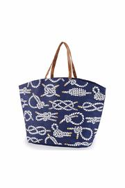 Mud Pie Rope Knot Tote - Product Mini Image