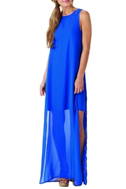 Mud Pie Royal Maxi Dress - Front cropped