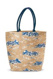 Mud Pie Sailboat Tote - Front cropped