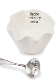 Mud Pie Salsa Dip Cup - Product Mini Image
