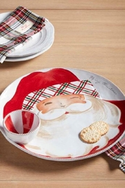 Mud Pie Santa Chip & Dip - Product Mini Image