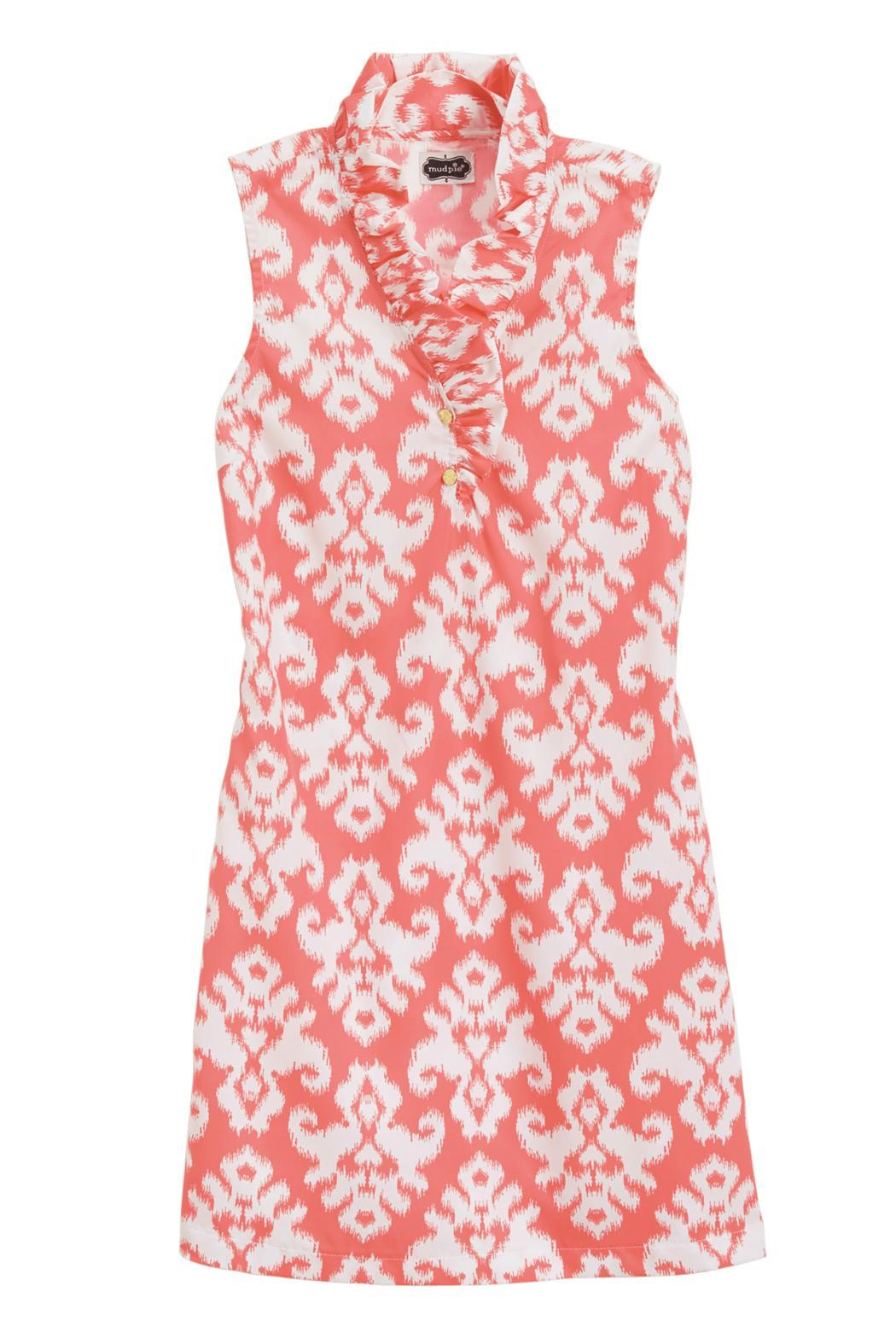 Mud pie sherbet ikat dress from syracuse by white sleigh for Ikat fabric dress