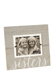 Mud Pie Sisters Frame - Product Mini Image