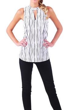 Mud Pie Sleeveless Swing Top - Product List Image