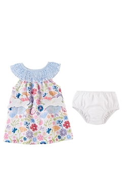 Shoptiques Product: Smocked Easter Dress