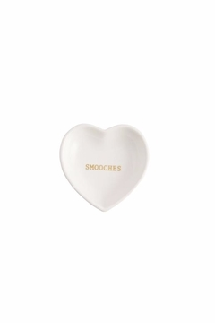 Shoptiques Product: Smooches Heart Dish