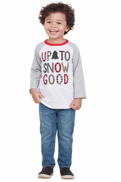 Mud Pie Snow Good Shirt - Alternate List Image