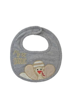 Mud Pie First Gobble Bib - Alternate List Image