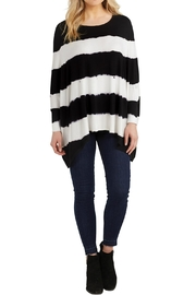 Mud Pie Striped Tunic - Product Mini Image