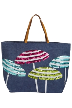 Mud Pie Summer Dazzle Tote - Product List Image