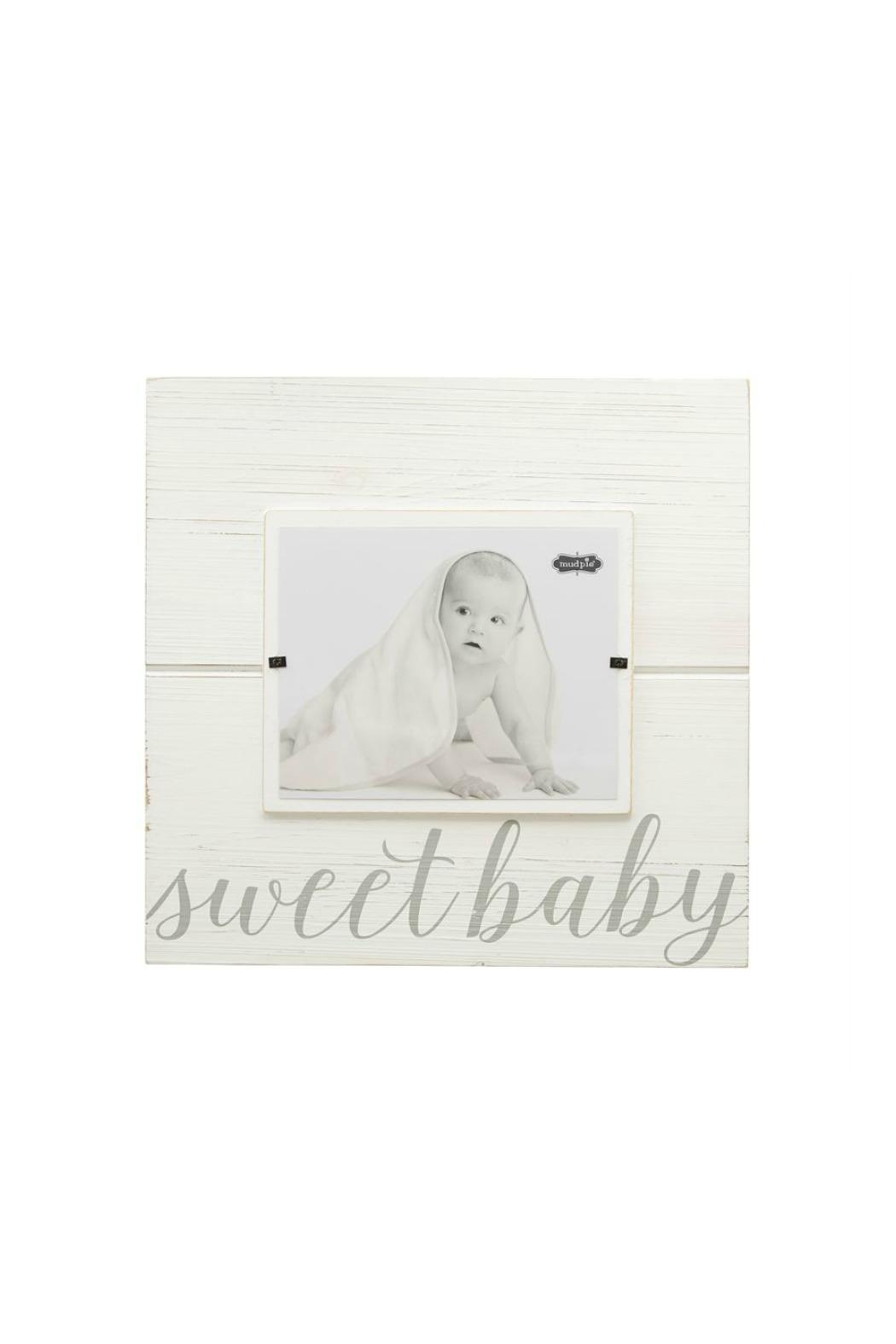 Mud Pie Sweet Baby Frame from Tampa by The Baby Boutique — Shoptiques