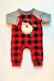 Mud Pie Team Santa 1pc - Front cropped