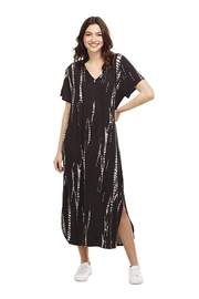 Mud Pie Tie Dye Dress - Front full body
