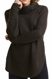 Mud Pie Tobi Turtleneck Sweater - Product Mini Image