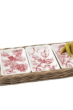 Shoptiques Product: Toile Dipping Set