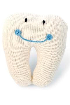 Mud Pie Tooth Pillow - Alternate List Image