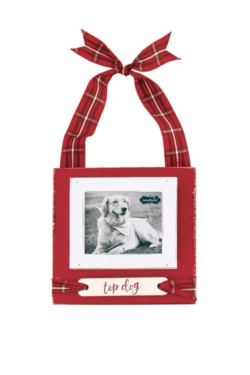Mud Pie Top Dog Frame - Front Cropped Image