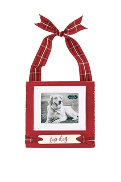Mud Pie Top Dog Frame - Alternate List Image