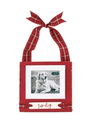 Mud Pie Top Dog Frame - Product Mini Image