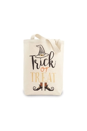 Mud Pie Trick Treat Tote Bag - Product Mini Image