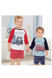 Mud Pie Truck Tee Shirt - Product Mini Image