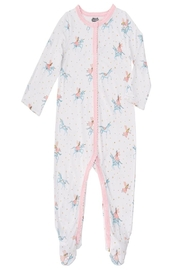 Mud Pie Unicorn Footed Sleeper - Product Mini Image