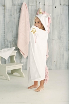 Shoptiques Product: Unicorn Hooded Towel