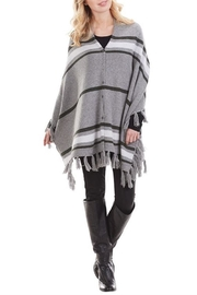 Mud Pie Westin Tassel Poncho - Product Mini Image