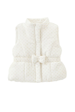 Shoptiques Product: White Puffer Vest