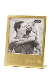 Mud Pie You Me Frame - Product Mini Image