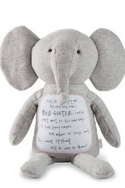 Mud Pie Gift Big Sister Elephant - Product Mini Image