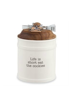 Mud Pie Gift Cookie Jar - Alternate List Image