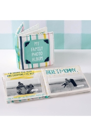 Mud Pie Gift Family Photo Album - Front cropped