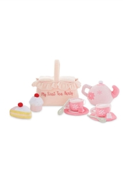 Mud Pie Gift First Tea Set - Front cropped