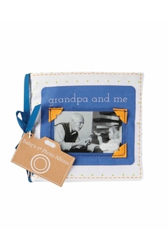 Mud Pie Gift Grandpa & Me Photo Album - Product List Image