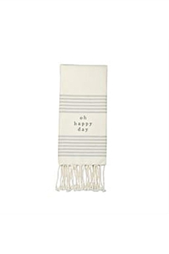 Shoptiques Product: Happy Day Towel