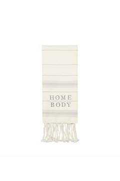 Shoptiques Product: Home Body Towel