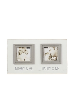 Shoptiques Product: Mommy Daddy Frame