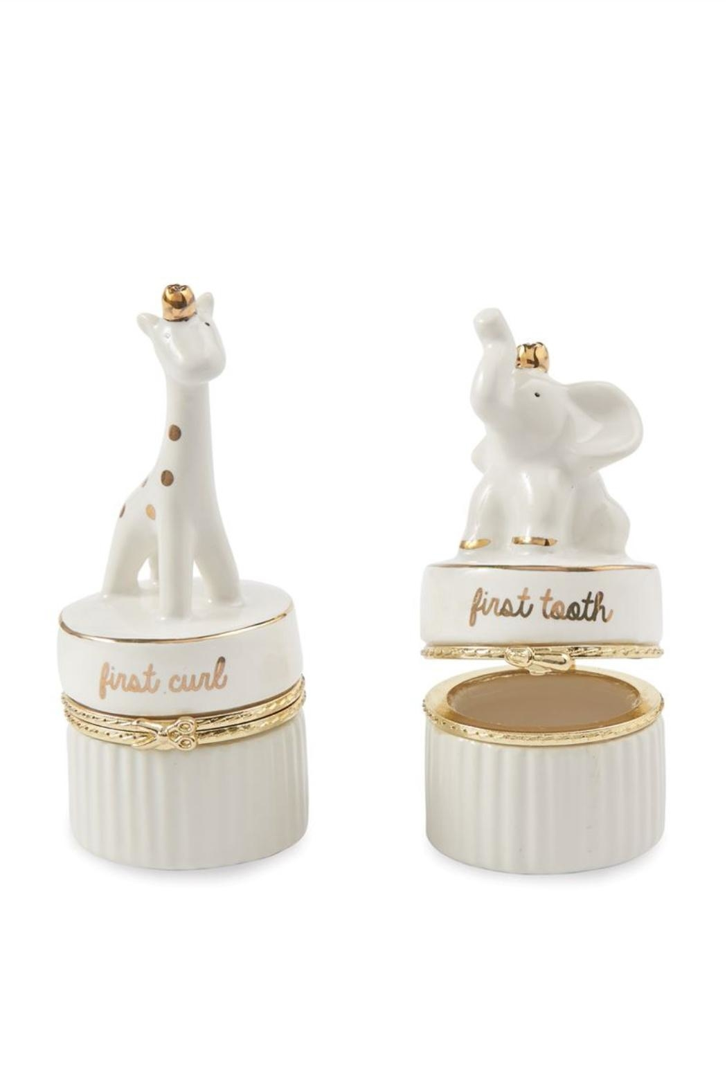 Mud Pie Gift Tooth & Curl Set - Main Image