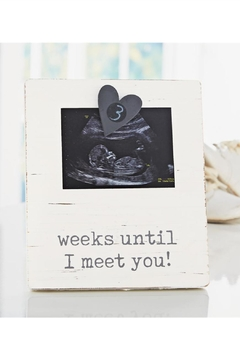 Mud Pie Gift Ultrasound Countdown Frame - Alternate List Image