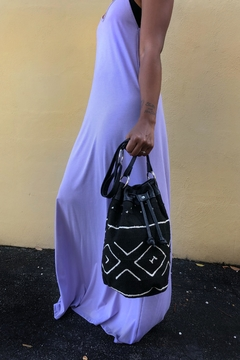 Must Have Mudcloth Bucket Bag - Product List Image
