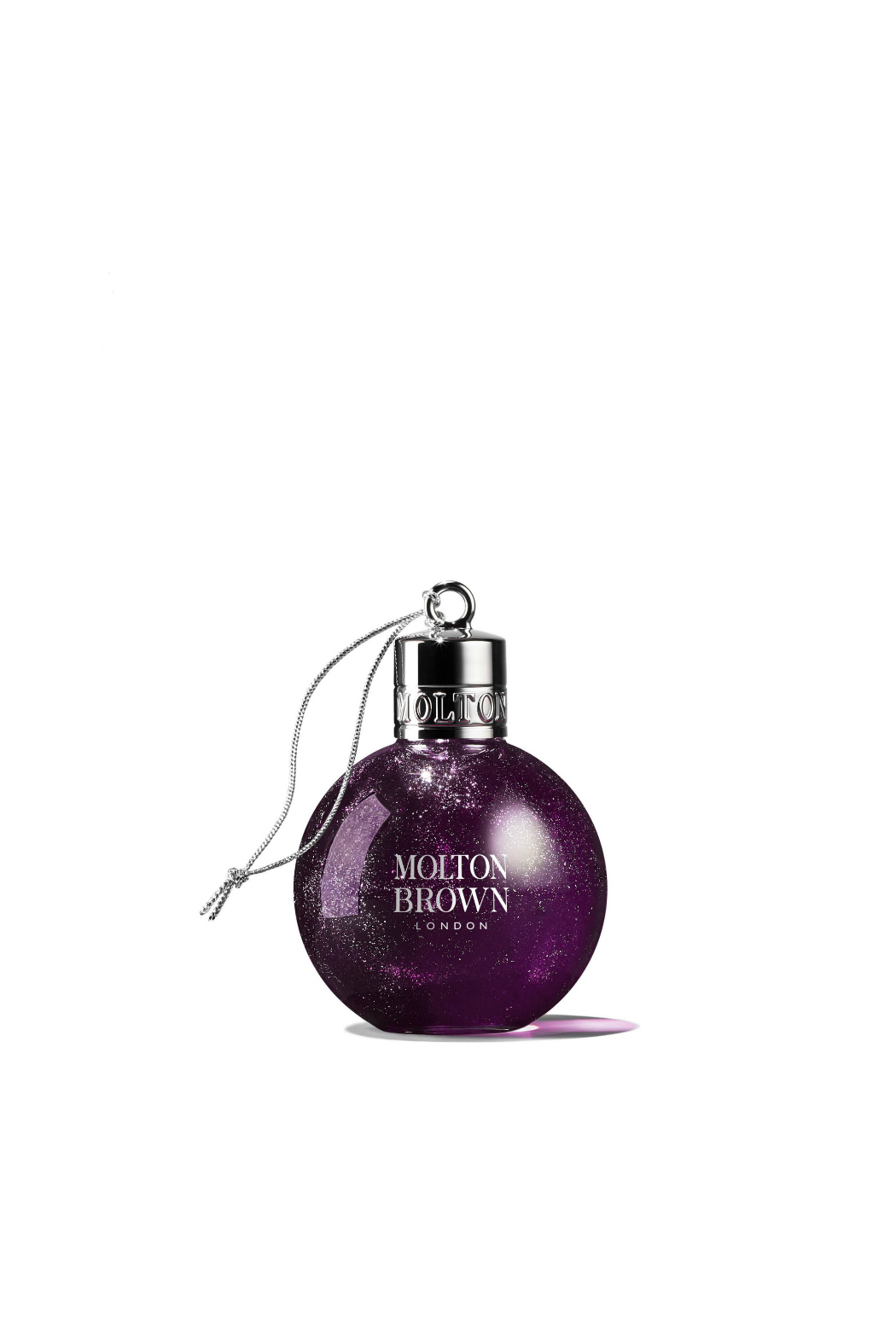 Molton Brown MUDDLED PLUM FESTIVE BAUBLE - Front Full Image