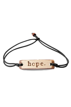 Shoptiques Product: Hope Bracelet