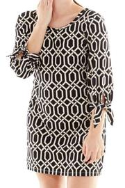 Mud Pie Anderson Dress Black Pearl - Product Mini Image