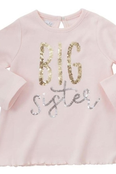 MudPie Mudpie Big Sister Dazzle Tunic - Alternate List Image