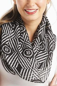 Shoptiques Product: Chelsea Initial Scarf