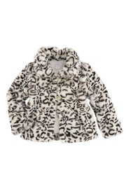 MudPie Faux Fur Jacket - Product Mini Image