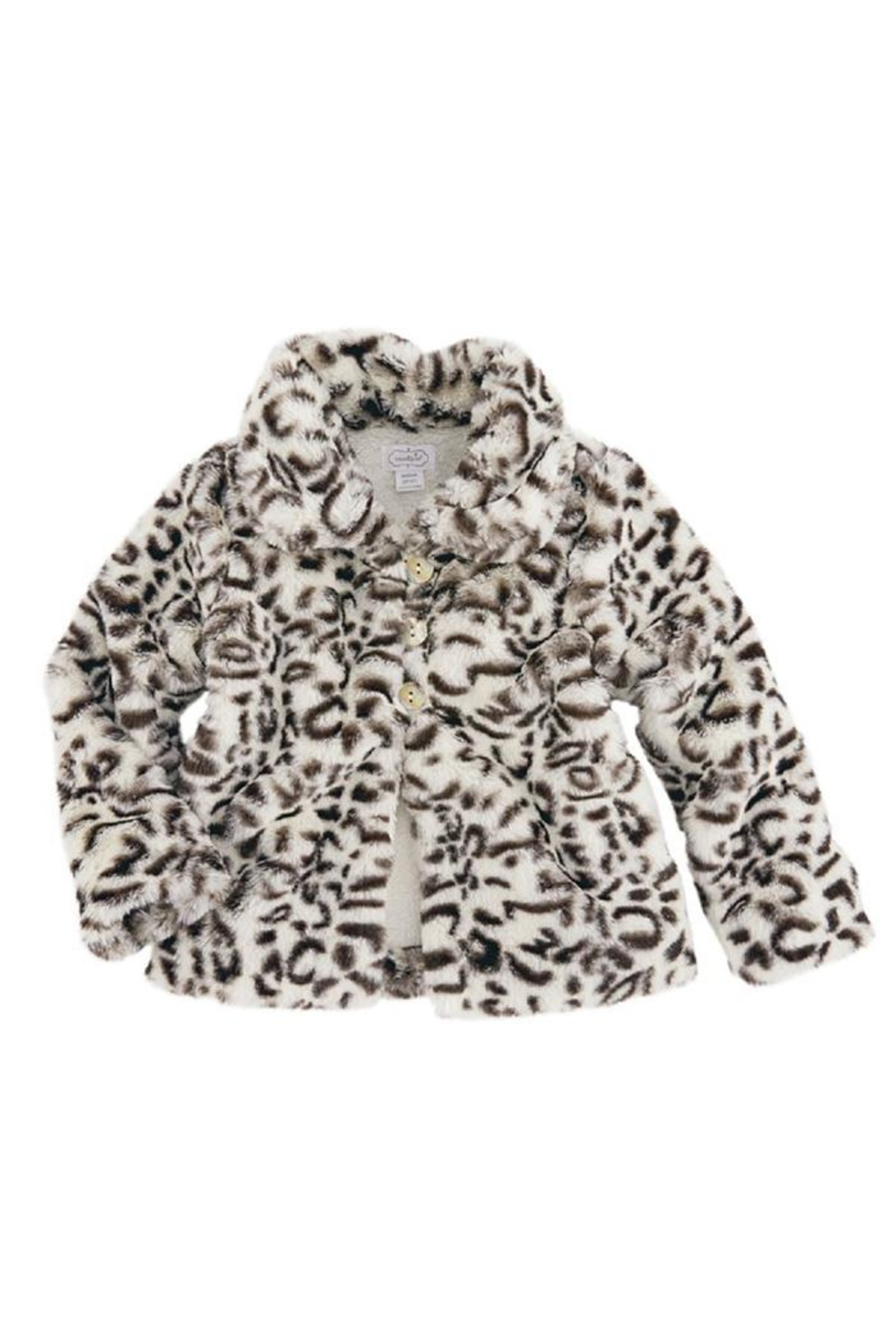 MudPie Faux Fur Jacket - Main Image