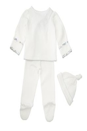 MUDPIE Floral Take-Me-Home Set - Front full body